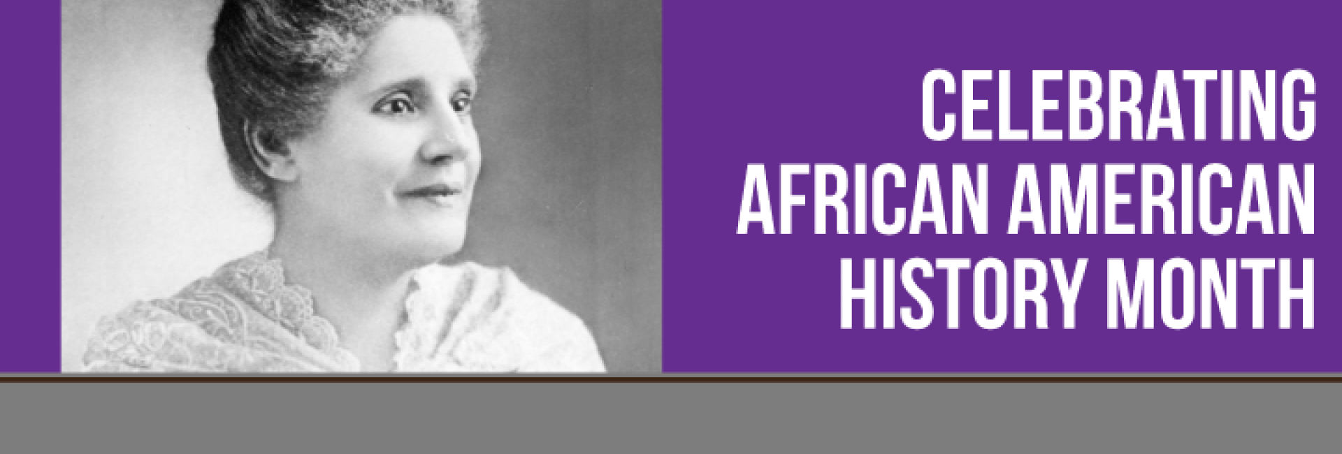 Image of African American History Month: Learn about Sarah Jones