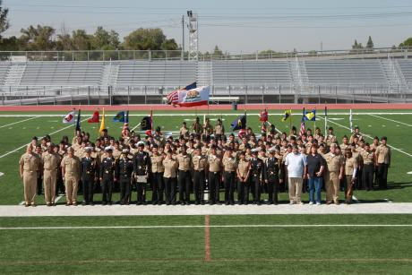 Burbank ROTC