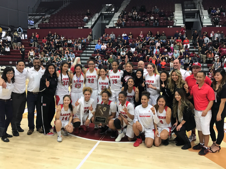 C.K. McClatchy Girls Basketball Team