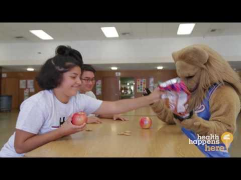 Hiram Johnson students featured in Sacramento Kings' video