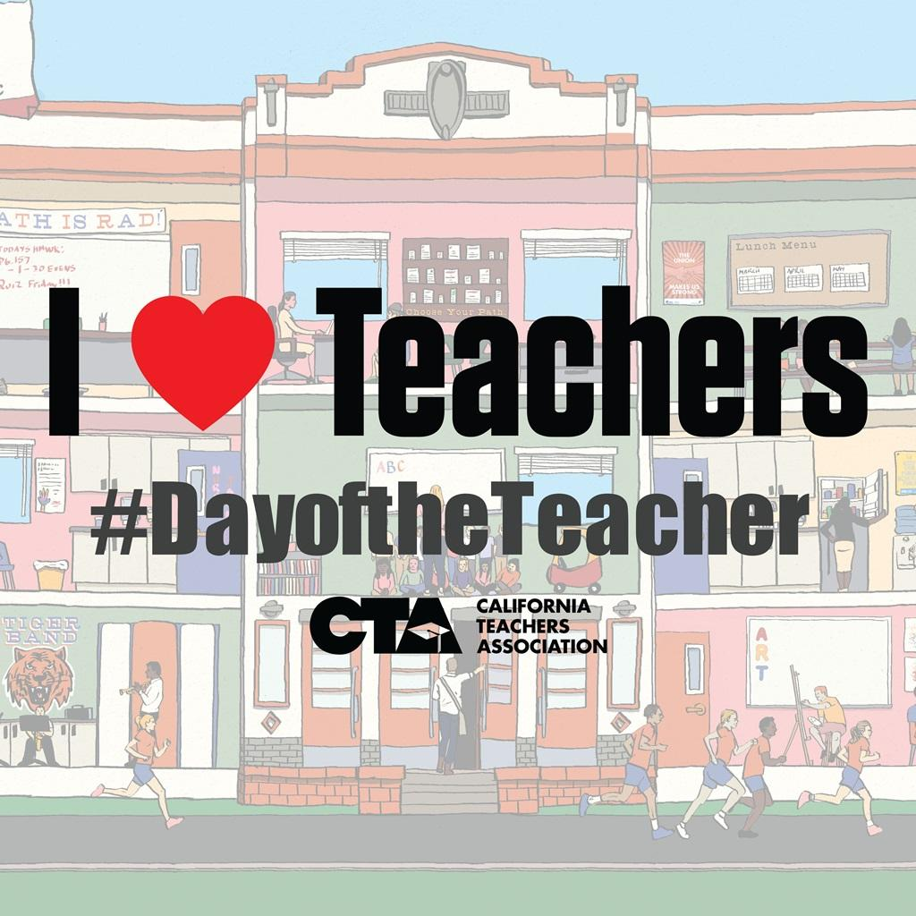 California Day of the Teacher