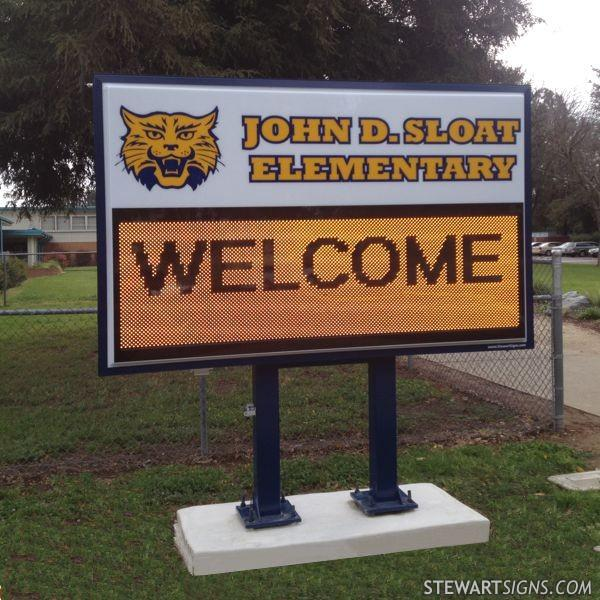 Image of John D. Sloat