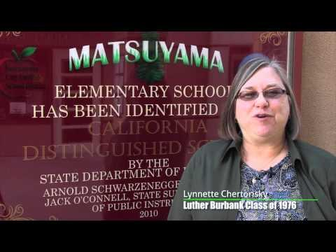 Alumni say Thank you! to the Sacramento City Unified School District