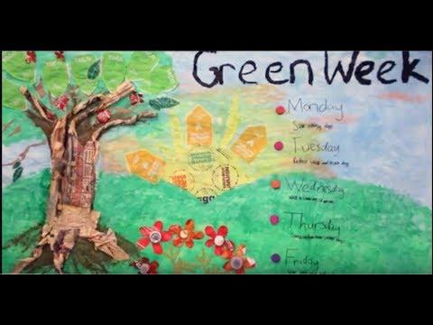 Sacramento City Unified School District Celebrates Green Week