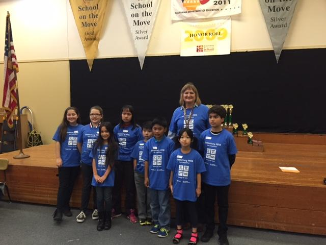 Image of Isador Cohen MESA students earn top honors at math competition