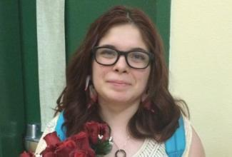 Image of Health Professions student writes, directs school play