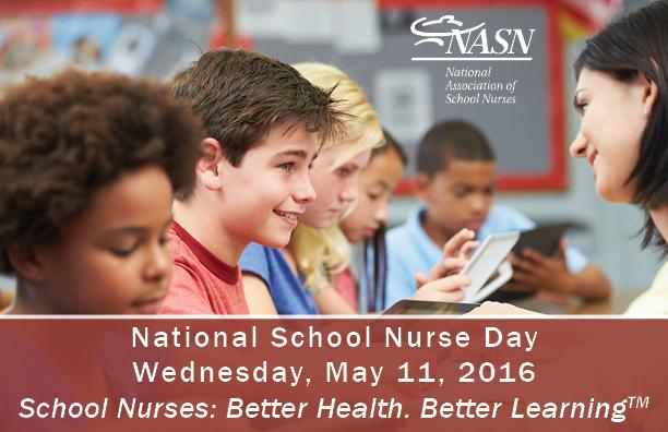 Image of Today is National School Nurse Day 2016