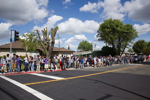 Image of SCUSD, City of Sacramento team up to make crossing Fruitridge Road safer