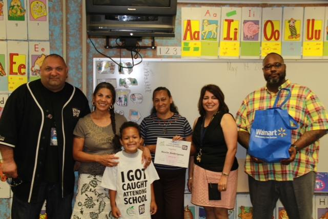 Image of Every day counts: SCUSD's attendance campaign 'catches' elementary school students