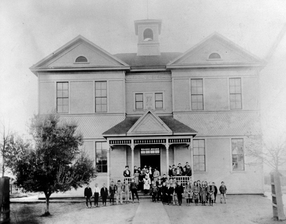 Image of Happy 160th Anniversary Sacramento City Unified!