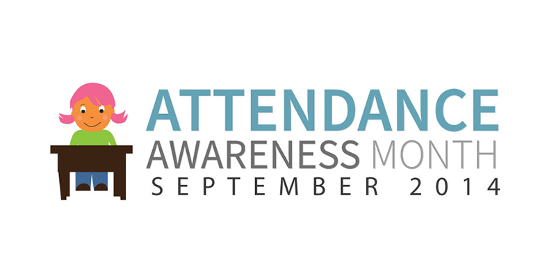 Image of September is Attendance Awareness Month