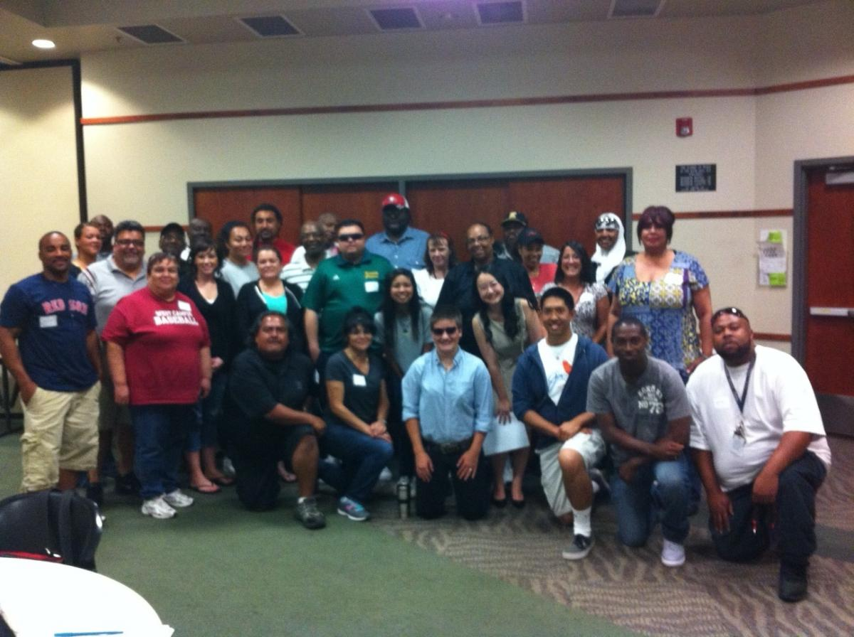 Image of Campus monitor training focuses on peer mediation