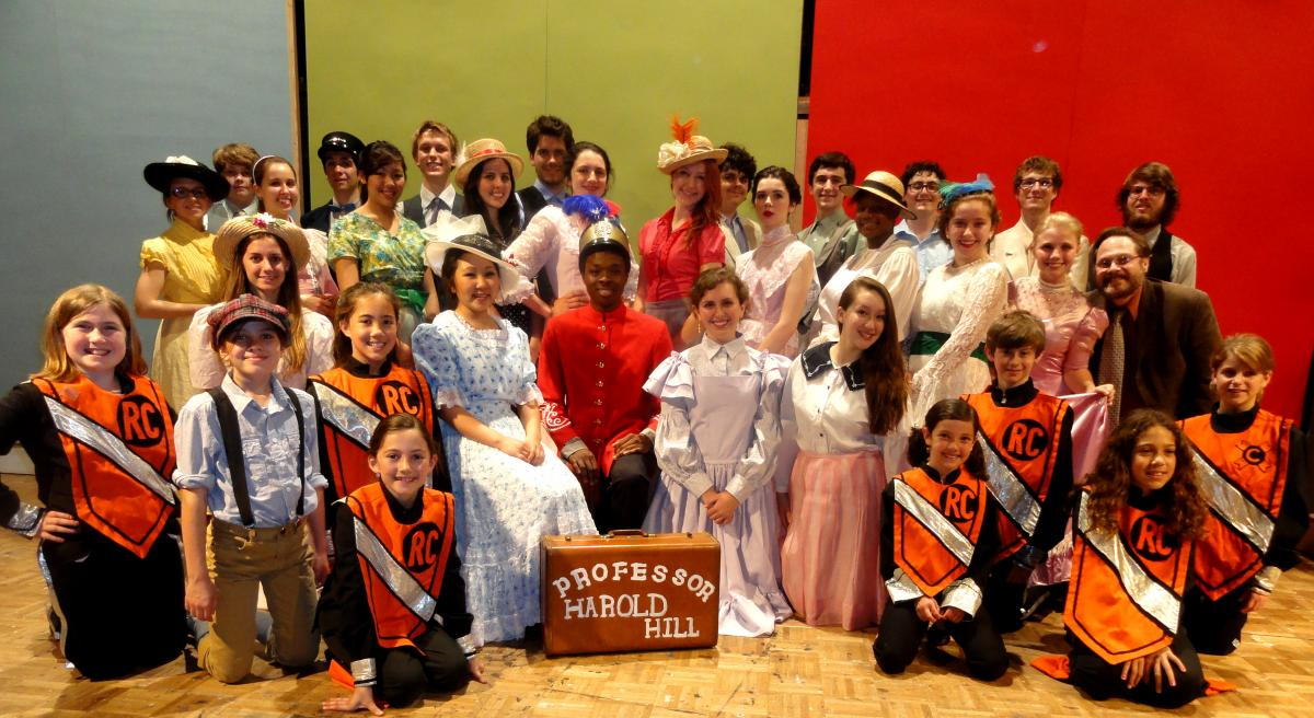 Image of Lion's Pride Players to perform 'The Music Man'