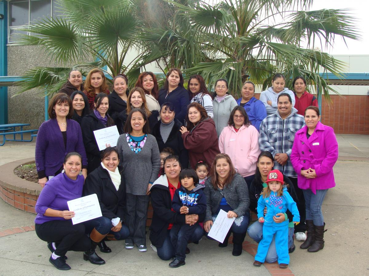 Image of Parents as Partners in Schools concludes workshops at Fern Bacon