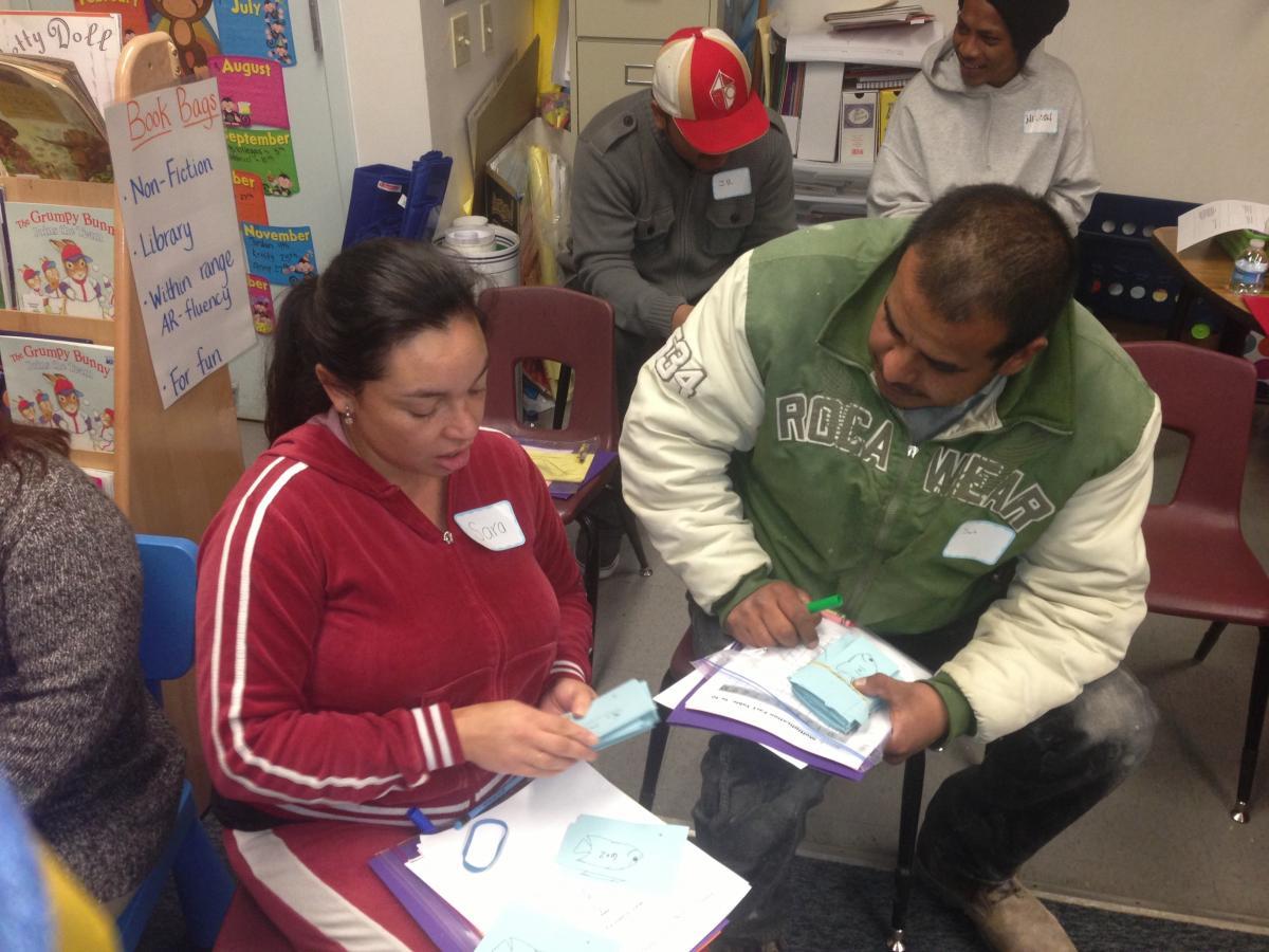 Image of Oak Ridge program empowers parents to be 'co-teachers'