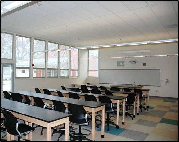 Science Classroom at The MET High School