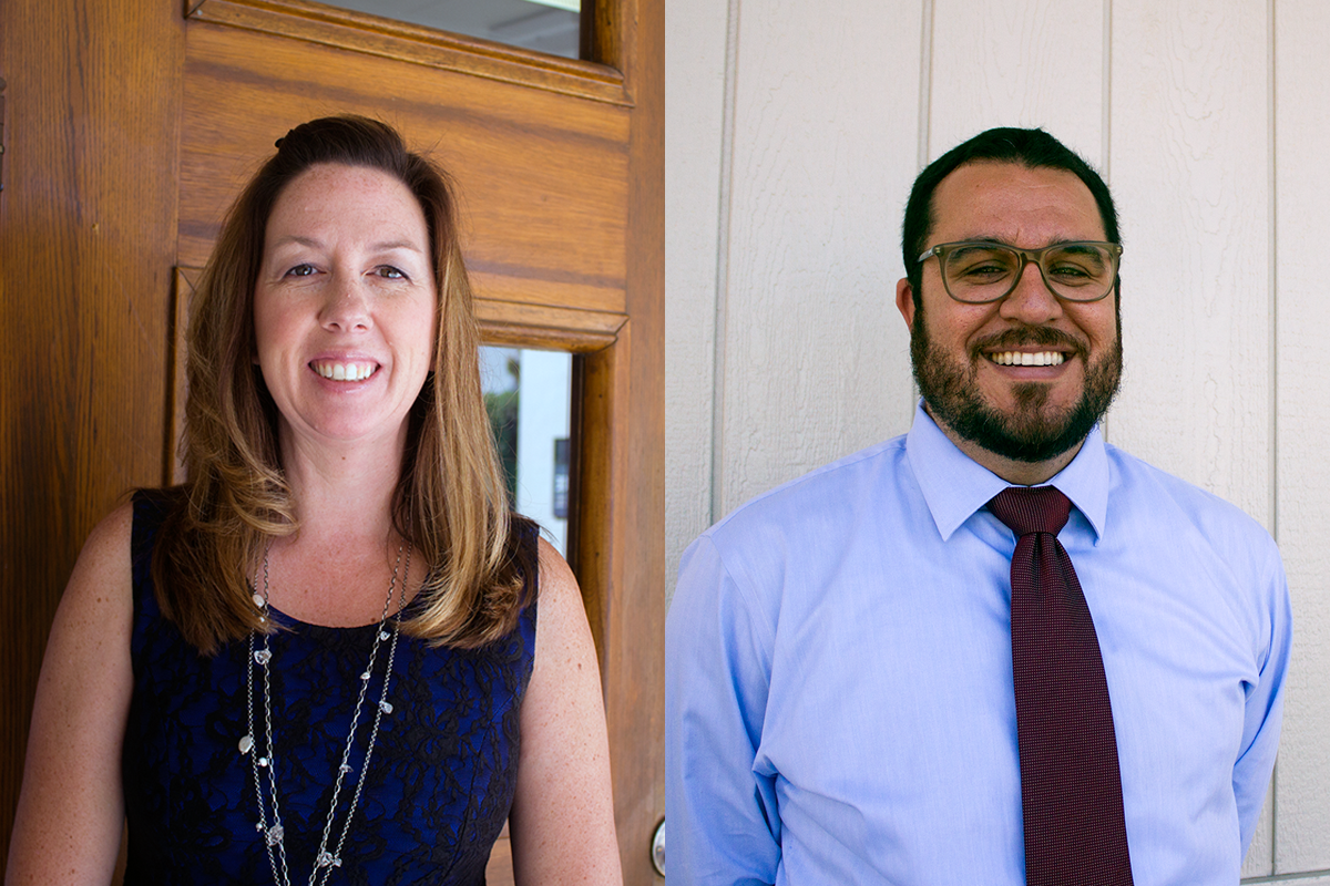 Image of Get to know our principals: Aprille Shafto, Eracleo Guevara
