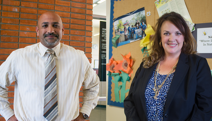 Image of Get to know our principals: David Rodriguez, Christie Wells-Artman