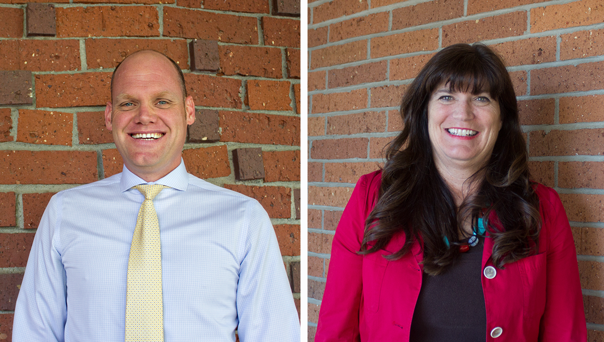 Image of Get to know our principals: David Van Natten, Stephanie Shaughnessy