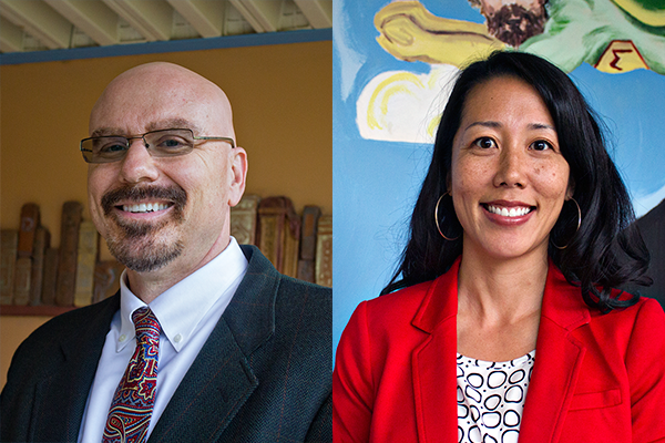 Image of Get to know our principals: Jim Peterson, Cristin Tahara-Martin