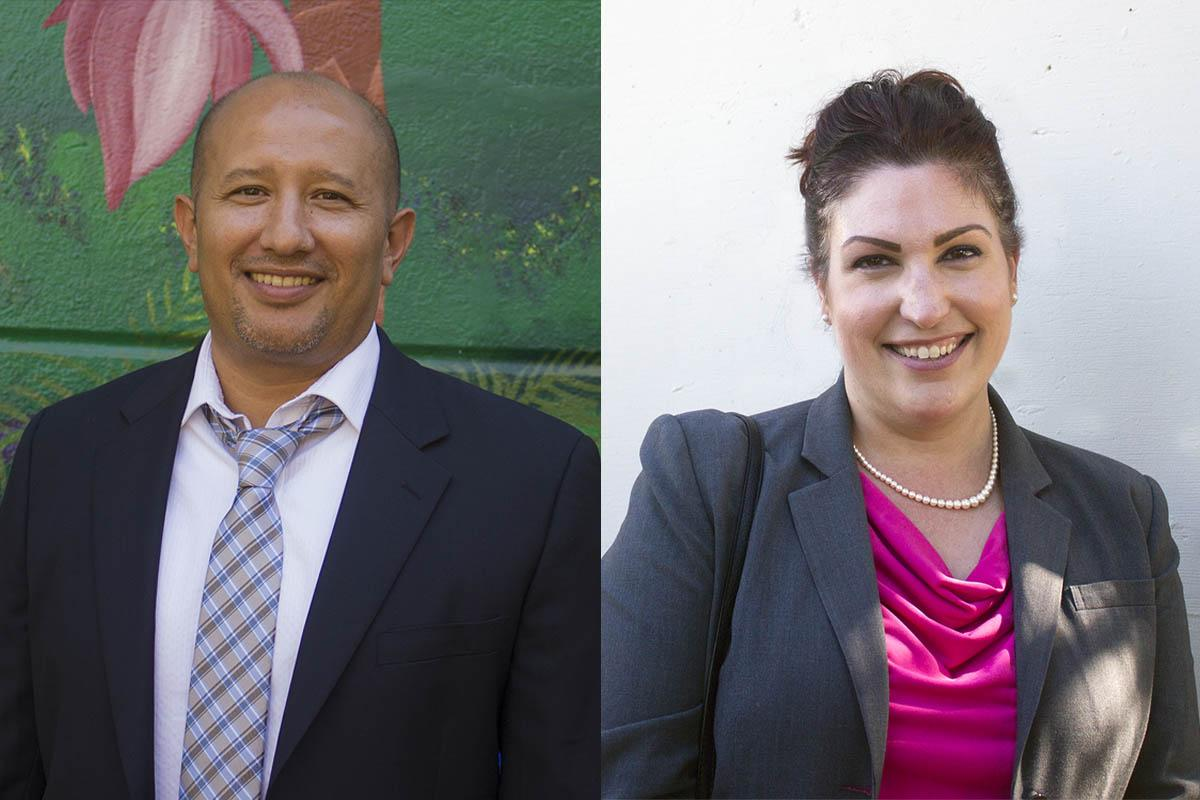 Image of Get to know our principals: Oscar Garcia, Amber Carter