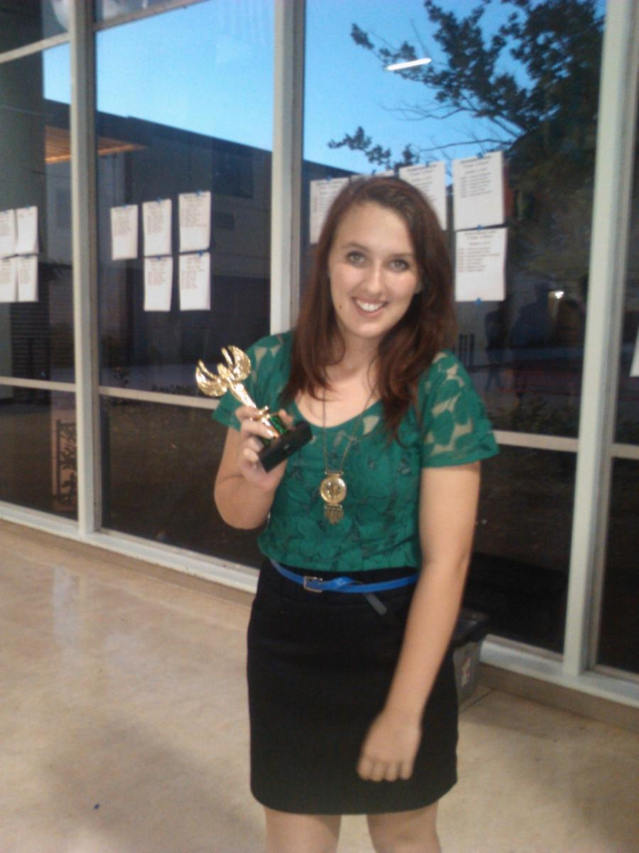 Image of CKM student to compete in national debate tournament