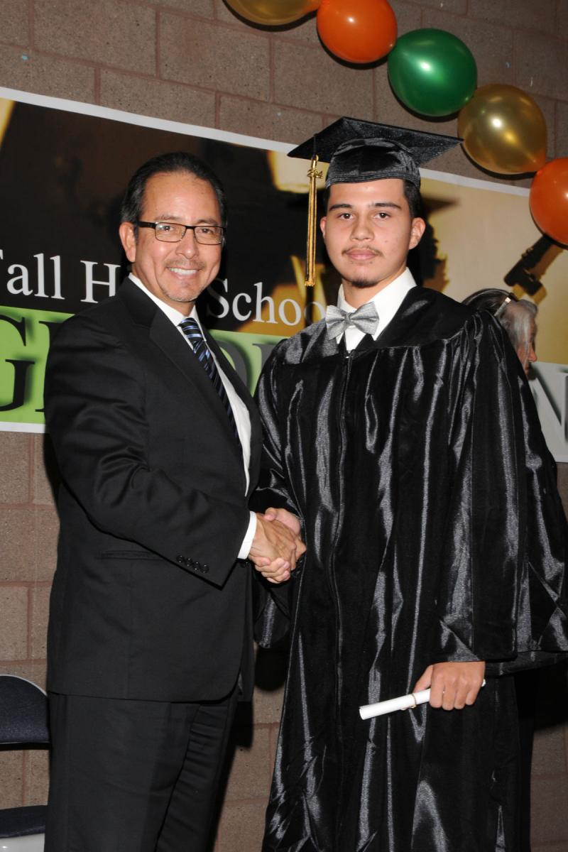 Image of Fall Graduation ceremony honors those who persevered for diploma