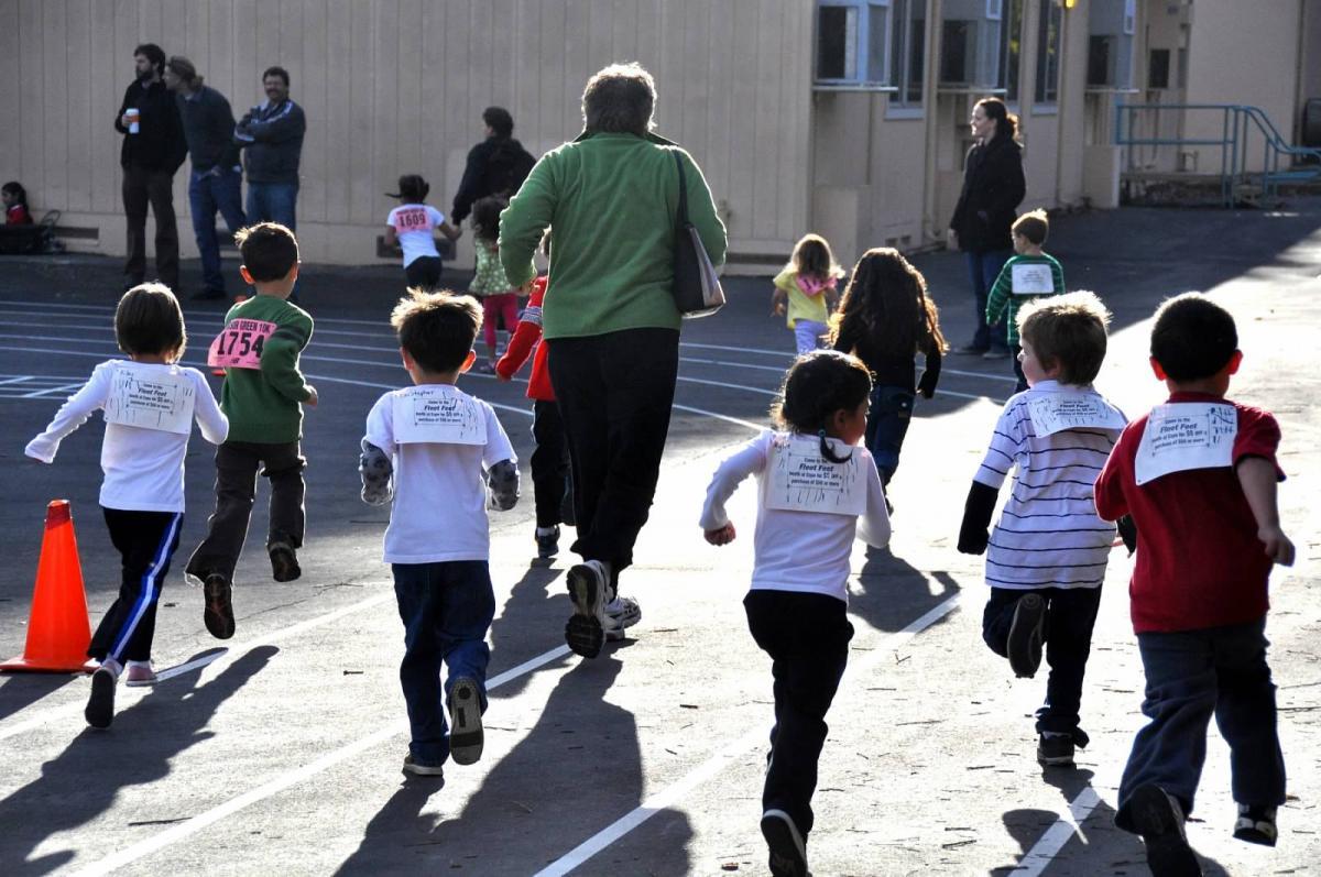 Image of Judah focuses on health with Jog-a-Thon fundraiser