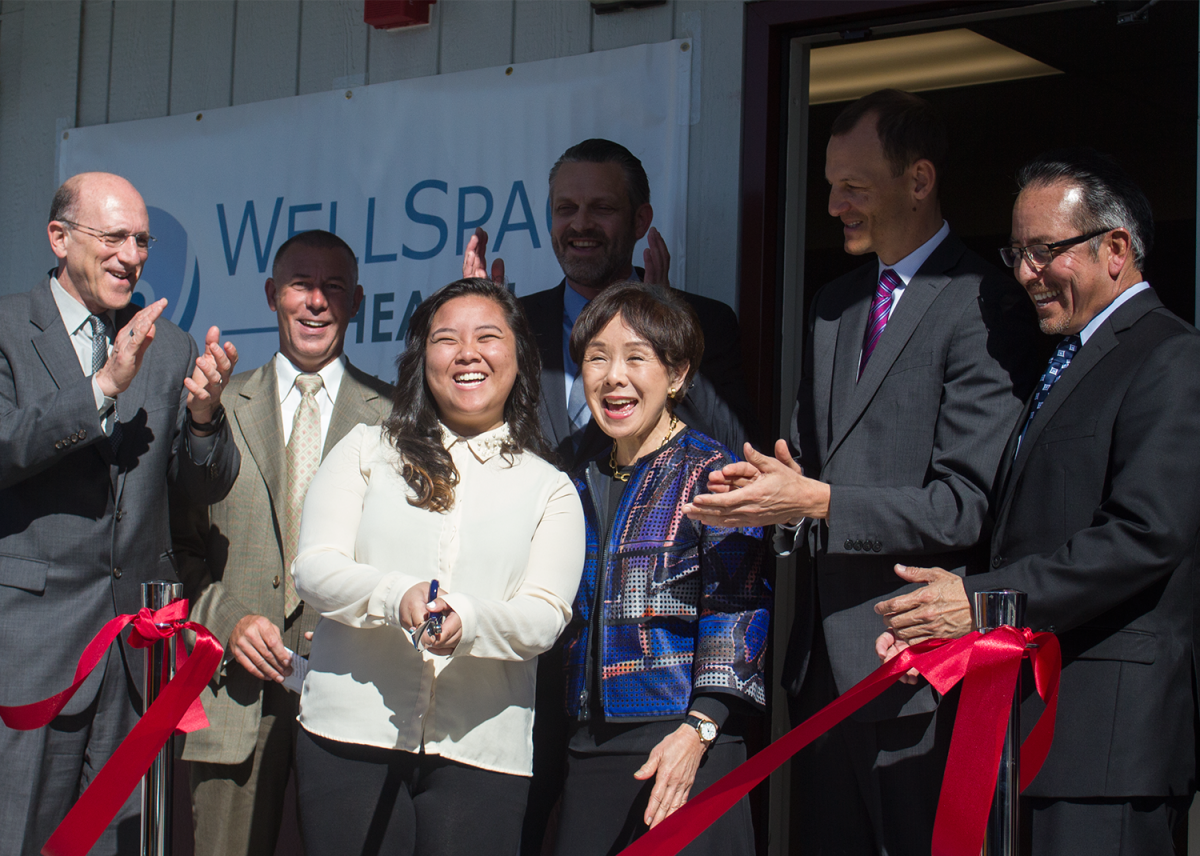 Image of SCUSD, WellSpace Health celebrate school-based clinic at Hiram Johnson