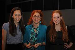 Image of West Campus team wins top award at regional science fair