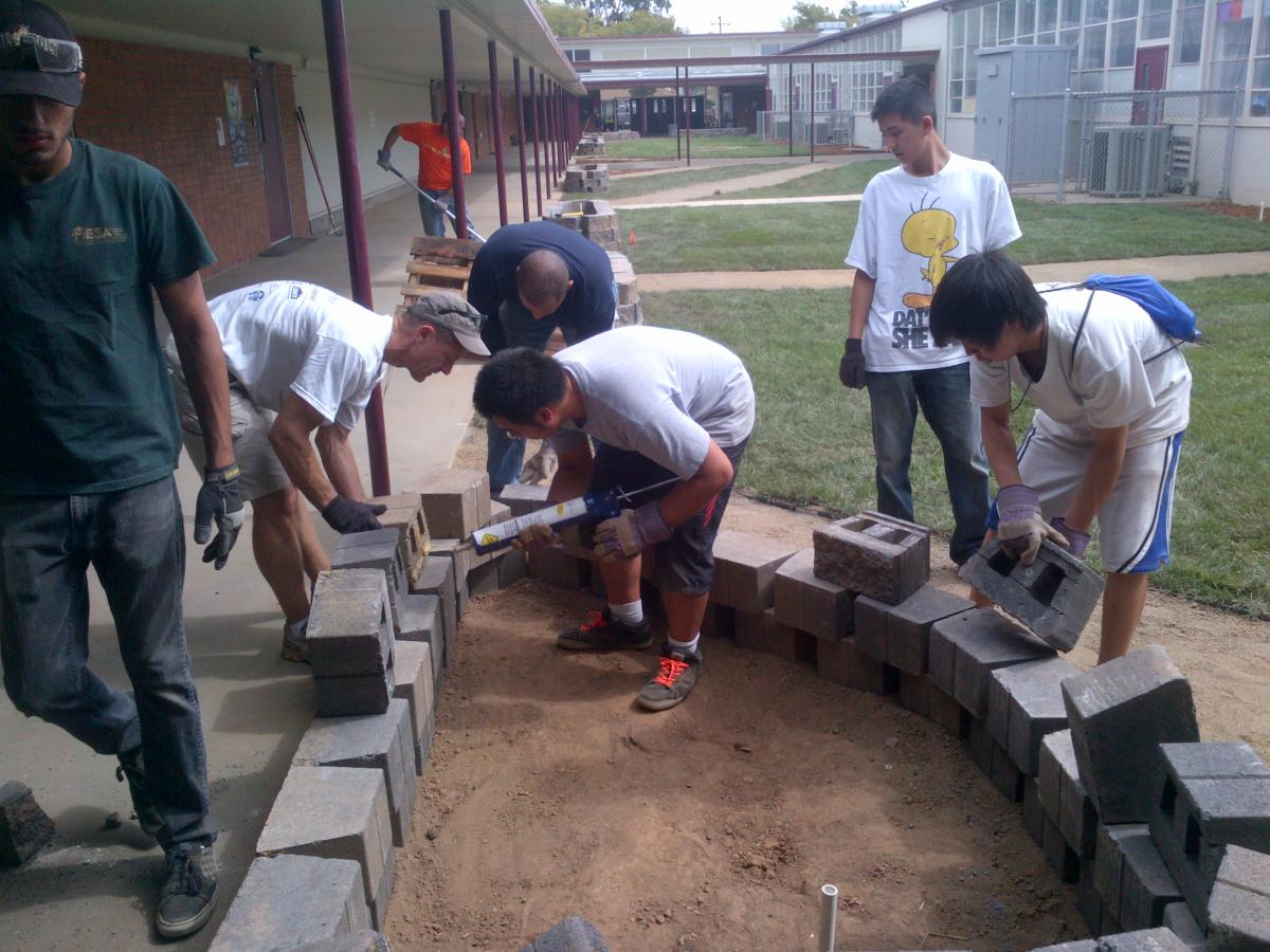 Image of School beautification projects on tap for 'Green Apple Day'
