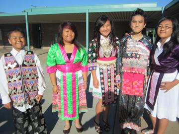 Image of Diverse cultures celebrated at Will C. Wood fest