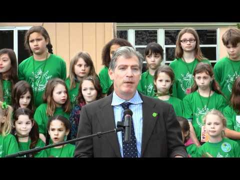 Superintendent Raymond Announces Project Green