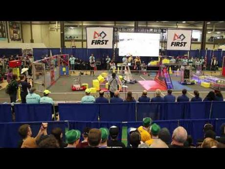 Kennedy Robotics Team Going to World Championship in Houston