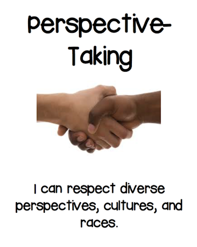 SEL Theme of January: Perspective-Taking