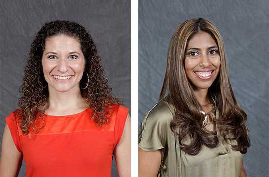 Teachers of the Year 2014-2015 Clemens and Garcia. Click to see SCUSD's Classified Champions