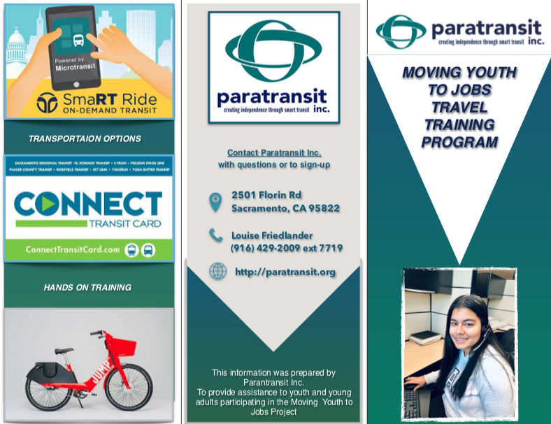 ParaTransit Travel Training